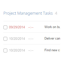 podio task time tracking